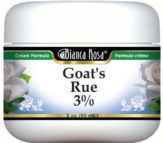 Goat's Rue 3% Cream
