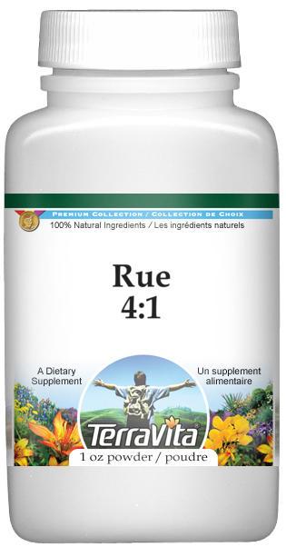Rue 4:1 Powder
