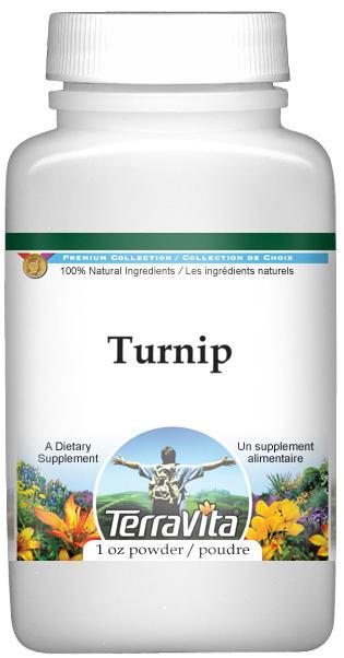 Turnip Powder