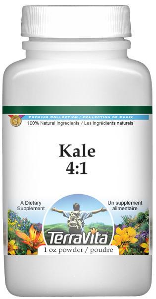 Kale 4:1 Powder