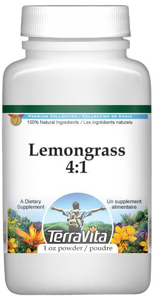 Lemongrass 4:1 Powder