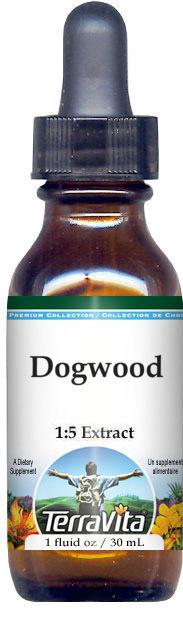 Dogwood Glycerite Liquid Extract (1:5)