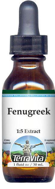 Fenugreek Glycerite Liquid Extract (1:5)