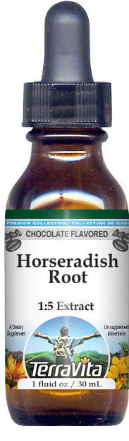 Horseradish Root Glycerite Liquid Extract (1:5)