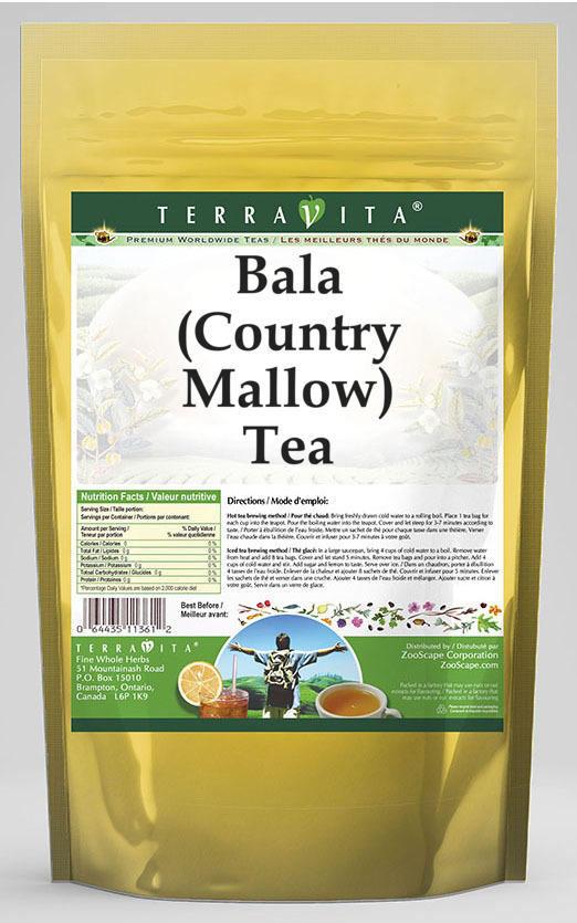 Bala (Country Mallow) Tea