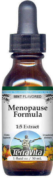 Menopause Formula Glycerite Liquid Extract (1:5)