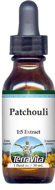 Patchouli Glycerite Liquid Extract (1:5)