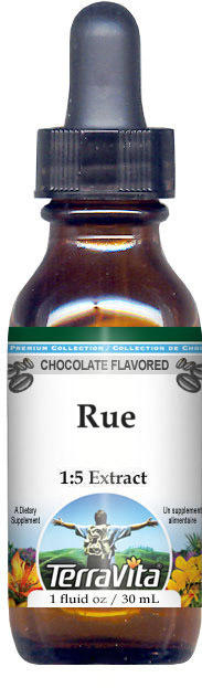 Rue Glycerite Liquid Extract (1:5)