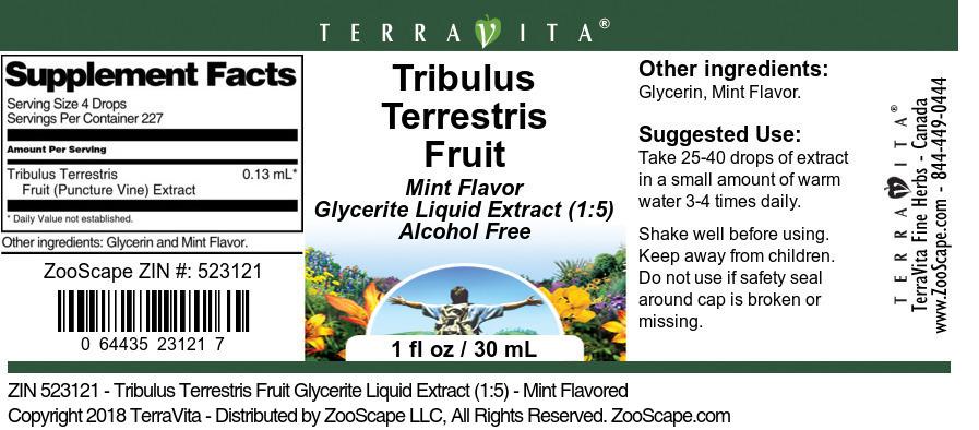 Tribulus Fruit