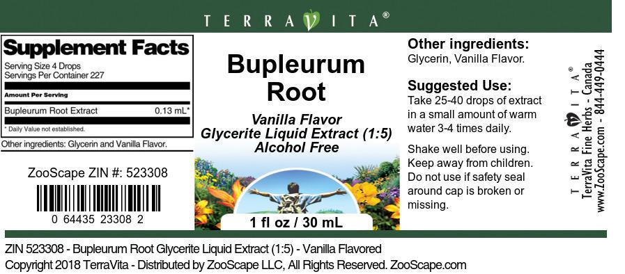 Bupleurum Root