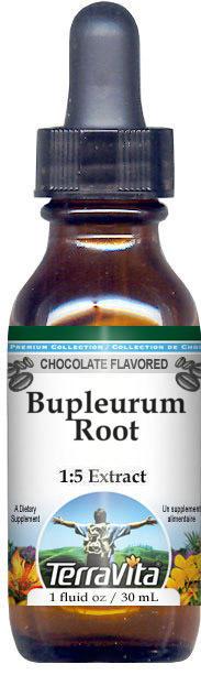 Bupleurum Root Glycerite Liquid Extract (1:5)