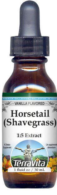 Horsetail (Shavegrass) Glycerite Liquid Extract (1:5)