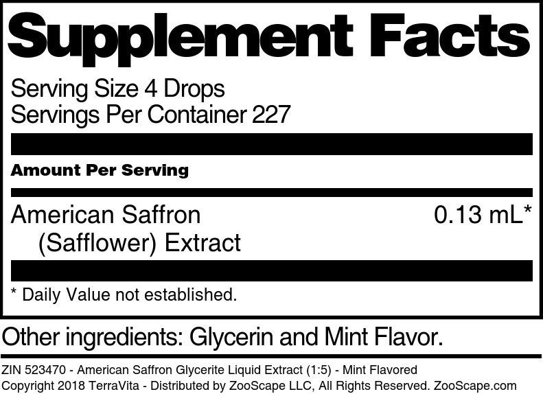 American Saffron