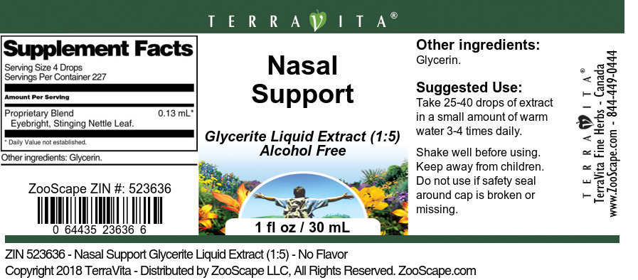 Nasal Support