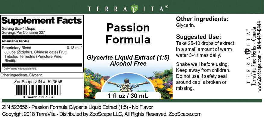 Passion Formula