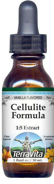 Cellulite Formula Glycerite Liquid Extract (1:5)