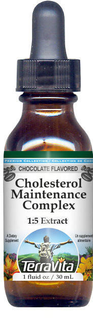 Cholesterol Maintenance Complex Glycerite Liquid Extract (1:5)