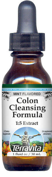 Colon Cleansing Formula Glycerite Liquid Extract (1:5)
