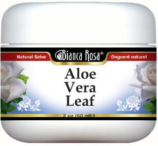 Aloe Vera Leaf Salve