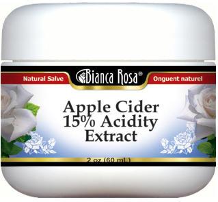 Apple Cider 15% Acidity Extract Salve