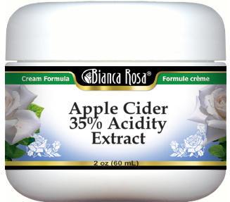 Apple Cider 35% Acidity Extract Cream