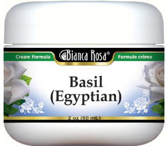 Basil (Egyptian) Cream