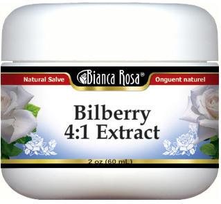 Bilberry 4:1 Extract Salve