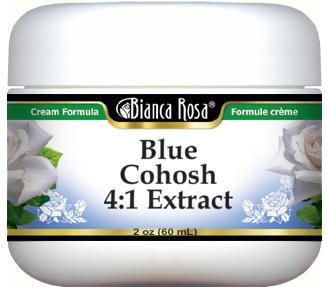 Blue Cohosh 4:1 Extract Cream
