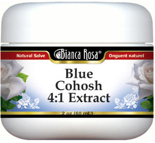 Blue Cohosh 4:1 Extract Salve