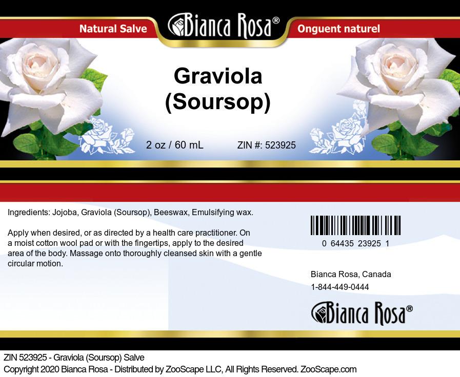 Graviola <BR>(Soursop)