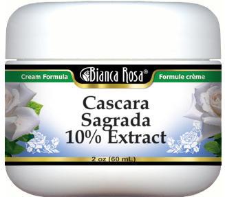 Cascara Sagrada 10% Extract Cream