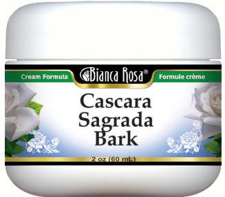Cascara Sagrada Bark Cream
