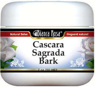 Cascara Sagrada Bark Salve