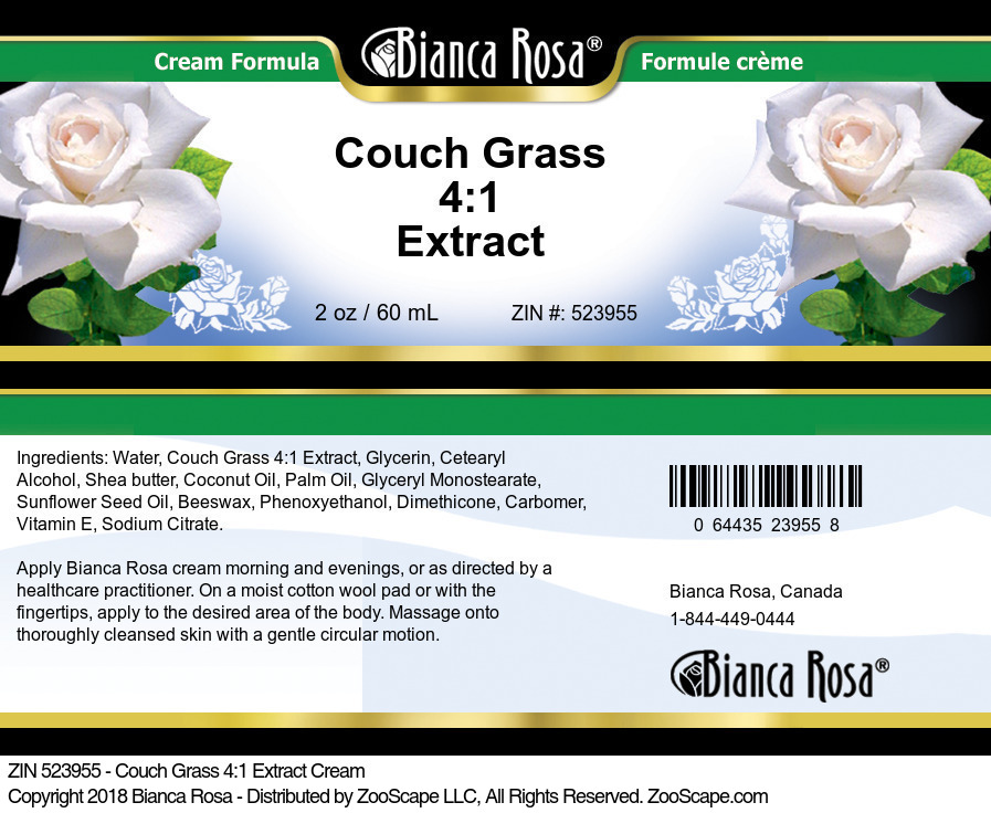 Couch Grass 4:1 Extract