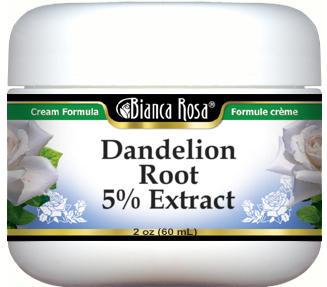 Dandelion Root 5% Extract Cream