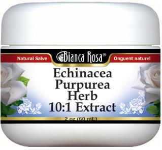Echinacea Purpurea Herb 10:1 Extract Salve