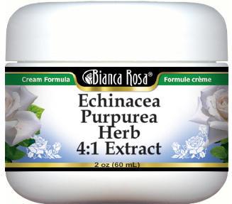 Echinacea Purpurea Herb 4:1 Extract Cream