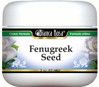 Fenugreek Seed Cream