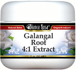 Galangal Root 4:1 Extract Salve