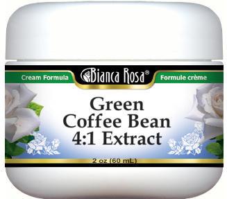 Green Coffee Bean 4:1 Extract Cream