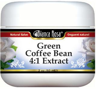 Green Coffee Bean 4:1 Extract Salve