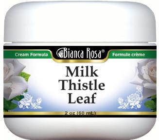 Milk Thistle Leaf Cream