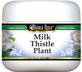 Milk Thistle Plant Cream