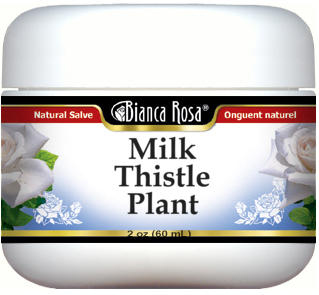 Milk Thistle Plant Salve