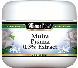 Muira Puama 0.3% Extract Cream