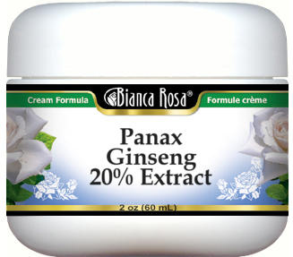 Panax Ginseng 20% Extract Cream