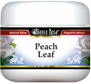 Peach Leaf Salve