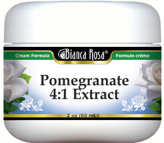 Pomegranate 4:1 Extract Cream
