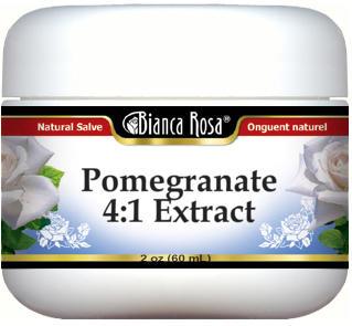 Pomegranate 4:1 Extract Salve