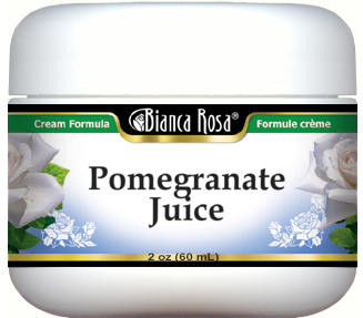 Pomegranate Juice Cream